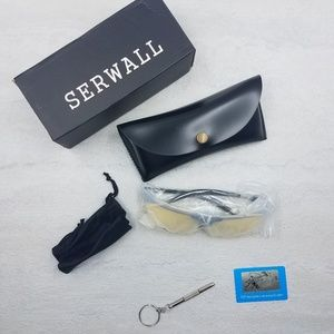 Serwall Adjustable Polarized Sunglasses
